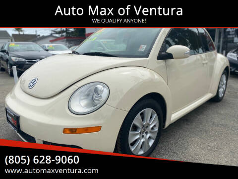 2009 Volkswagen New Beetle for sale at Auto Max of Ventura in Ventura CA