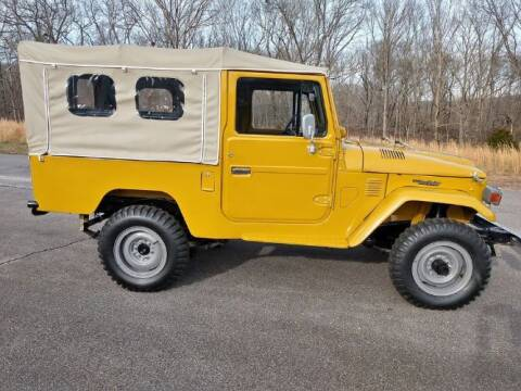 1976 Toyota Land Cruiser for sale at Classic Car Deals in Cadillac MI