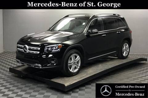 2020 Mercedes-Benz GLB for sale at Stephen Wade Pre-Owned Supercenter in Saint George UT