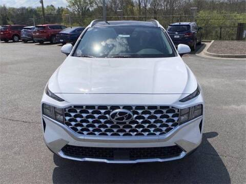 2021 Hyundai Santa Fe Hybrid for sale at CU Carfinders in Norcross GA