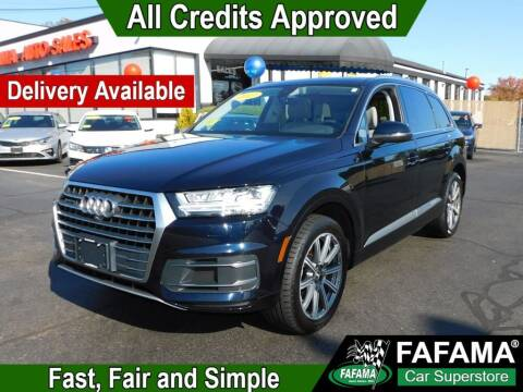 2017 Audi Q7 for sale at FAFAMA AUTO SALES Inc in Milford MA