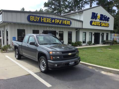 2012 Chevrolet Colorado for sale at Bi Rite Auto Sales in Seaford DE