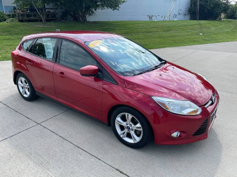 2012 Ford Focus for sale at Best Buy Auto Mart in Lexington KY