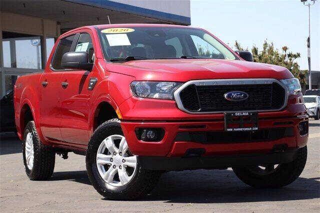 2020 Ford Ranger for sale in Selma, CA