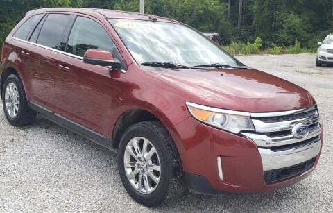 2014 Ford Edge for sale at COOPER AUTO SALES in Oneida TN