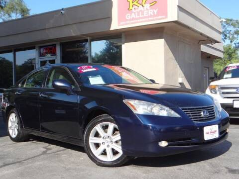 2007 Lexus ES 350 for sale at KC Car Gallery in Kansas City KS