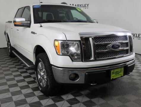 2011 Ford F-150 for sale at Markley Motors in Fort Collins CO