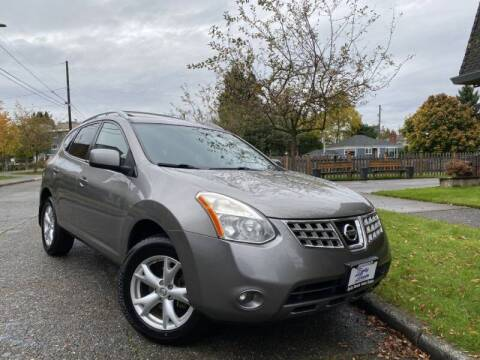 2010 Nissan Rogue for sale at DAILY DEALS AUTO SALES in Seattle WA
