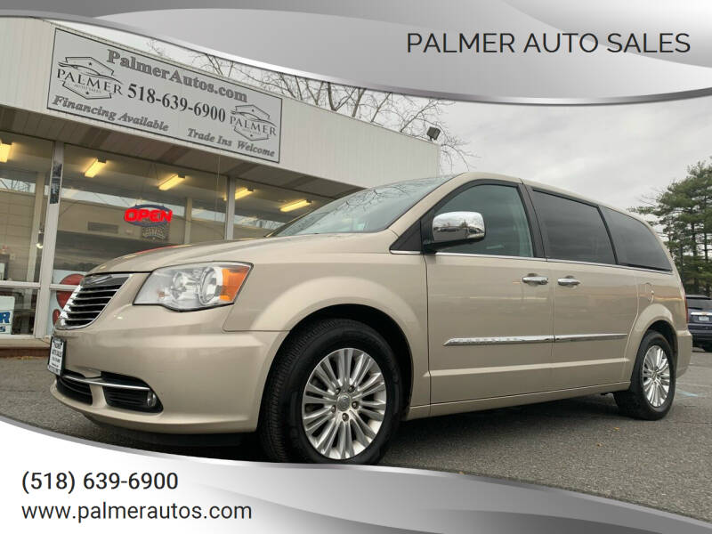2013 Chrysler Town and Country for sale at Palmer Auto Sales in Menands NY