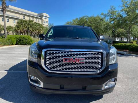 2016 GMC Yukon XL for sale at Gulf Financial Solutions Inc DBA GFS Autos in Panama City Beach FL