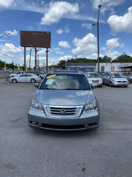 2008 Honda Odyssey for sale at Elite Motors in Knoxville TN