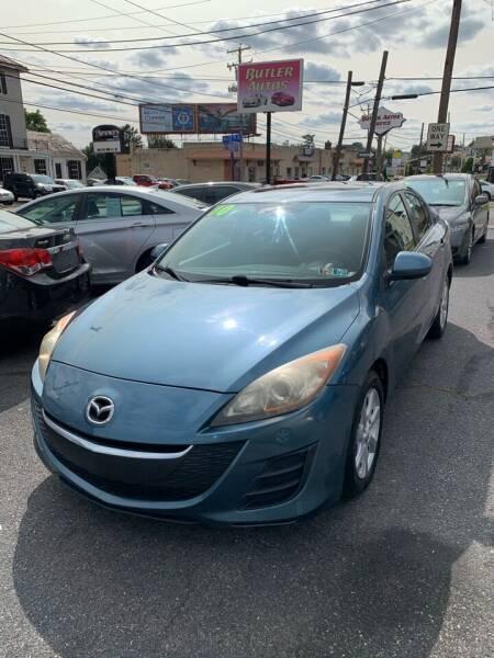 2010 Mazda MAZDA3 for sale at Butler Auto in Easton PA
