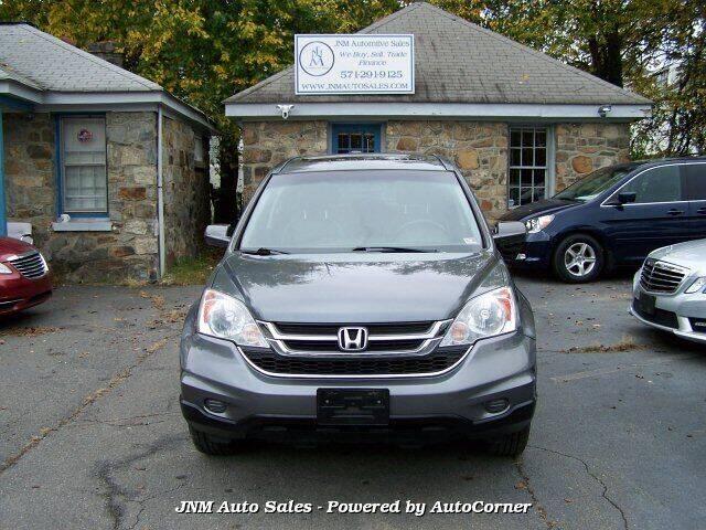 2010 Honda CR-V EX-L 4WD  AT with Navigation - Leesburg VA