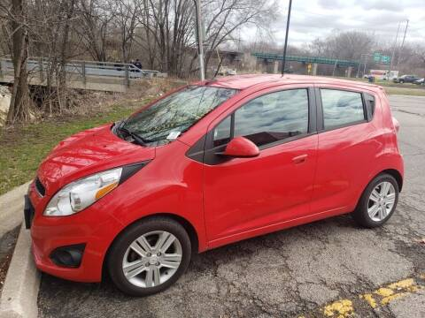 2013 Chevrolet Spark for sale at Tumbleson Automotive in Kewanee IL