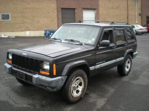 2000 Jeep Cherokee for sale at 611 CAR CONNECTION in Hatboro PA