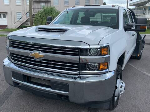 2017 Chevrolet Silverado 3500HD CC for sale at Consumer Auto Credit in Tampa FL