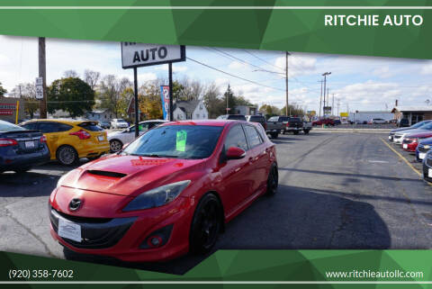 2012 Mazda MAZDASPEED3 for sale at Ritchie Auto in Appleton WI