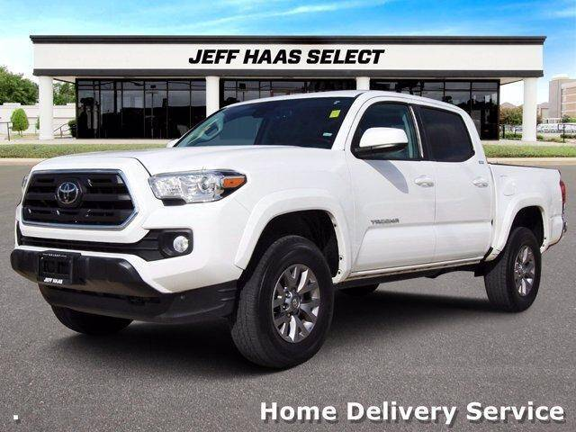 2019 Toyota Tacoma for sale at JEFF HAAS MAZDA in Houston TX