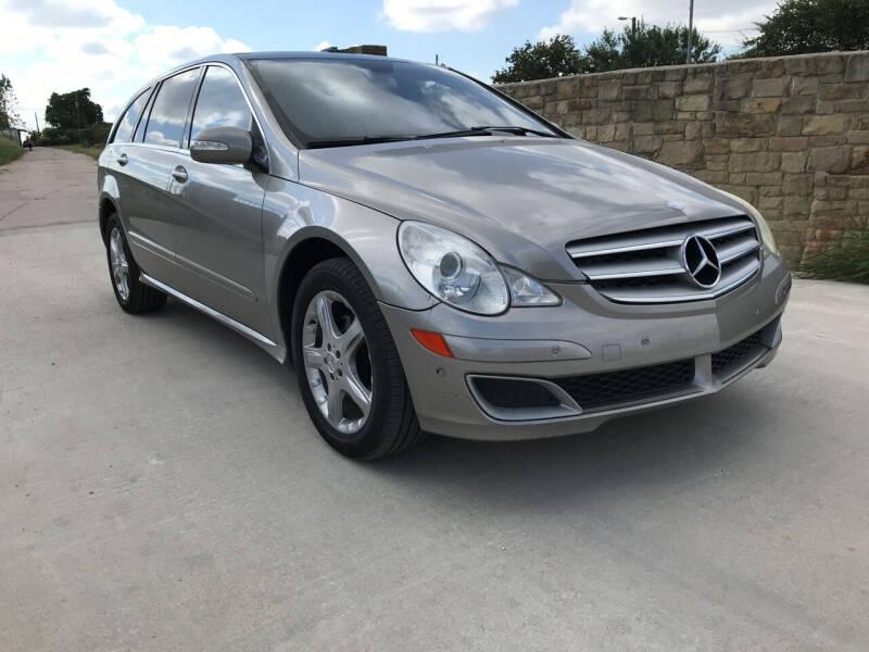 2006 Mercedes-Benz R-Class for sale at Hi-Tech Automotive - Kyle in Kyle TX