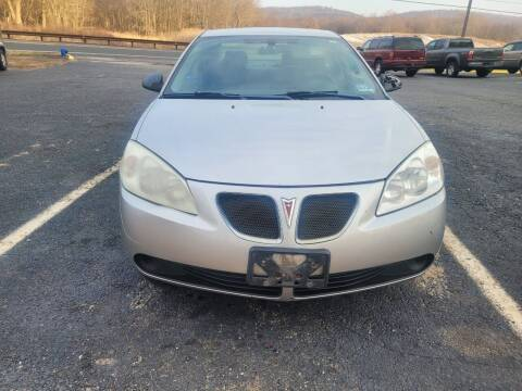 2006 Pontiac G6 for sale at Sussex County Auto & Trailer Exchange -$700 drives in Wantage NJ