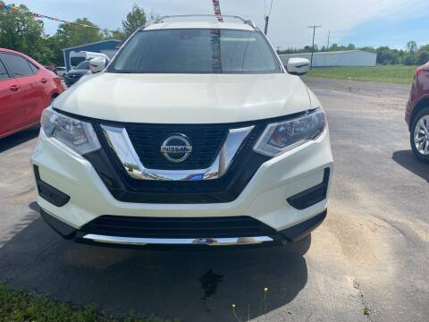 2020 Nissan Rogue for sale at BEST AUTO SALES in Russellville AR