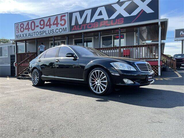 2007 Mercedes-Benz S-Class for sale at Maxx Autos Plus in Puyallup WA