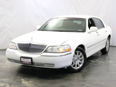 2011 Lincoln Town Car for sale at United Auto Exchange in Addison IL