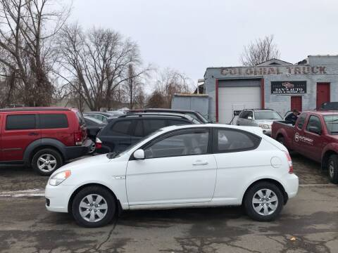 2010 Hyundai Accent for sale at Dan's Auto Sales and Repair LLC in East Hartford CT