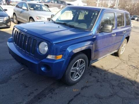 2009 Jeep Patriot for sale at Plymouthe Motors in Leominster MA