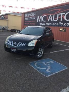 2012 Nissan Rogue for sale at MC Autos LLC in Pharr TX