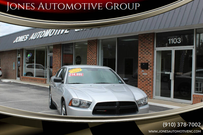 2014 Dodge Charger for sale at Jones Automotive Group in Jacksonville NC