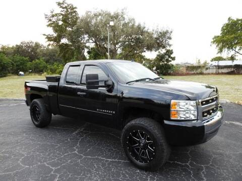 2008 Chevrolet Silverado 1500 for sale at SUPER DEAL MOTORS 441 in Hollywood FL
