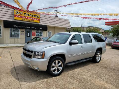 2011 Chevrolet Suburban for sale at 2nd Chance Auto Sales in Montgomery AL