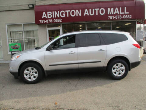2011 Chevrolet Traverse for sale at Abington Auto Mall LLC in Abington MA