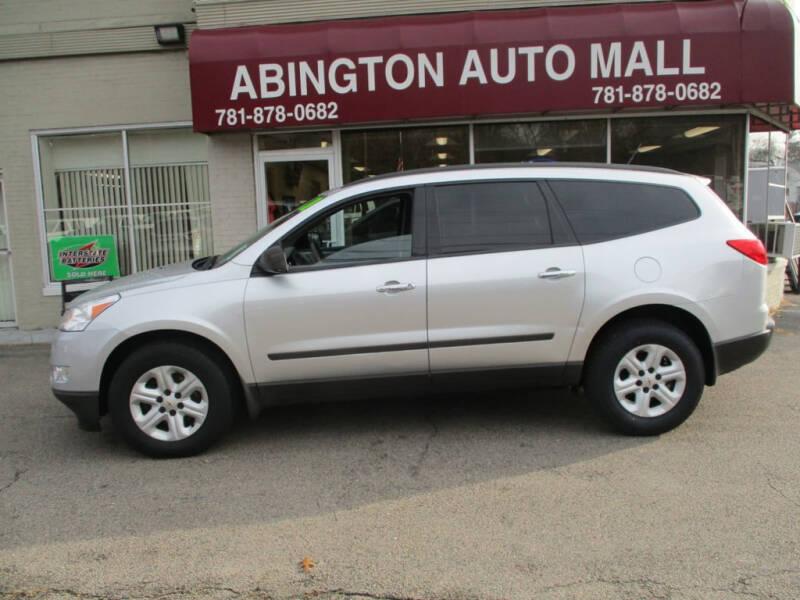 2011 Chevrolet Traverse for sale at Abington Auto Mall LLC in Abington MA