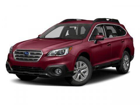 2017 Subaru Outback for sale at Park Place Motor Cars in Rochester MN