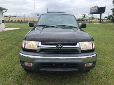 2002 Toyota 4Runner for sale at AM Auto Sales in Orlando FL