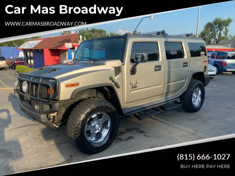 2003 HUMMER H2 for sale at Car Mas Broadway in Crest Hill IL