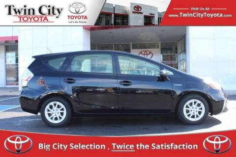 2013 Toyota Prius v for sale at Twin City Toyota in Herculaneum MO