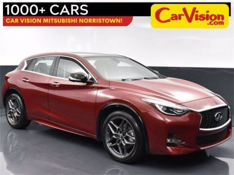2017 Infiniti QX30 for sale at Car Vision Buying Center in Norristown PA