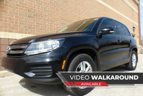 2013 Volkswagen Tiguan for sale at Macomb Automotive Group in New Haven MI