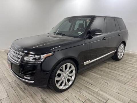 2017 Land Rover Range Rover for sale at TRAVERS GMT AUTO SALES - Traver GMT Auto Sales West in O Fallon MO