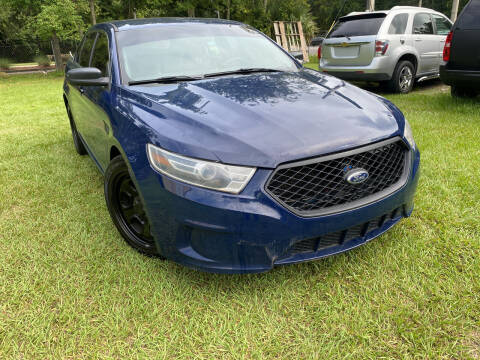 2015 Ford Taurus for sale at Carlyle Kelly in Jacksonville FL