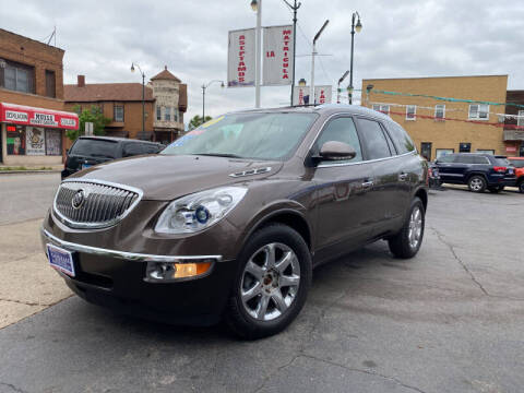 2010 Buick Enclave for sale at Latino Motors in Aurora IL
