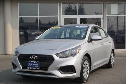 2018 Hyundai Accent for sale at Jeremy Sells Hyundai in Edmunds WA