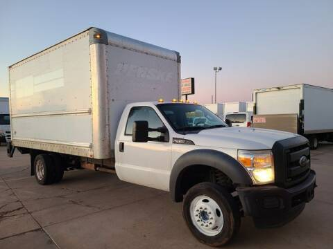 2015 Ford F-450 Super Duty for sale at TRUCK N TRAILER in Oklahoma City OK