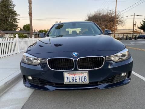 2015 BMW 3 Series for sale at OPTED MOTORS in Santa Clara CA