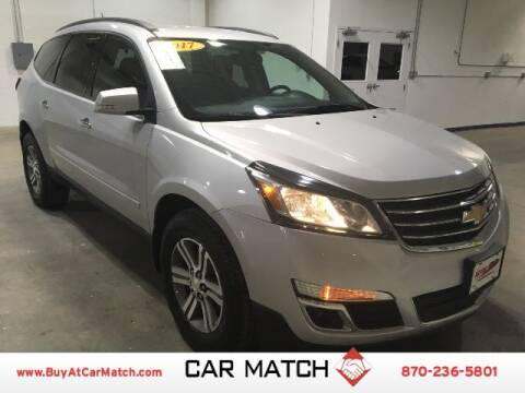 2017 Chevrolet Traverse for sale at Bayird Truck Center in Paragould AR