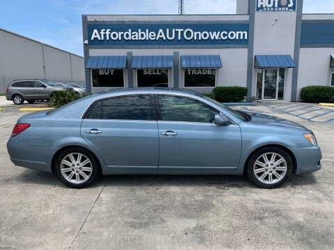 2009 Toyota Avalon for sale at Affordable Autos in Houma LA