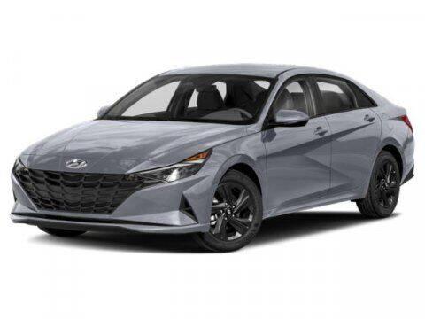 2021 Hyundai Elantra for sale at BIG STAR HYUNDAI in Houston TX